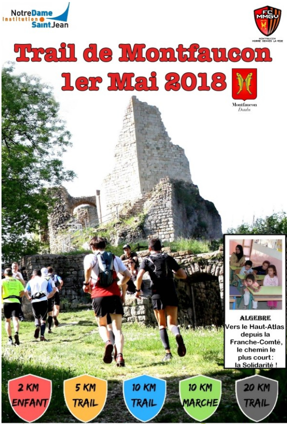 Trail de Montfaucon